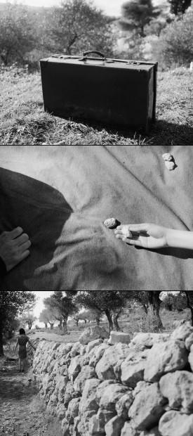 Larissa Sansour/Søren Lind Bethlehem 6, 2019 C-print 135 x 60 cm 53 1/8 x 23 5/8 in Edition of 6 plus 3 artist's proofs