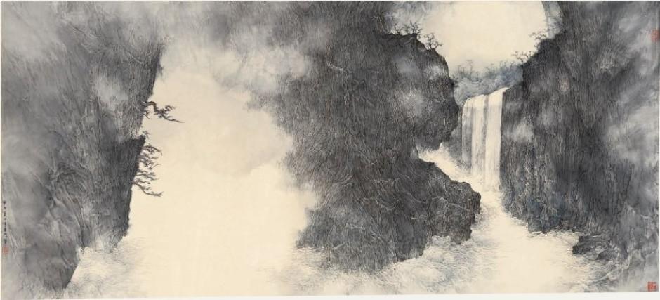 Rising Mist , 2014