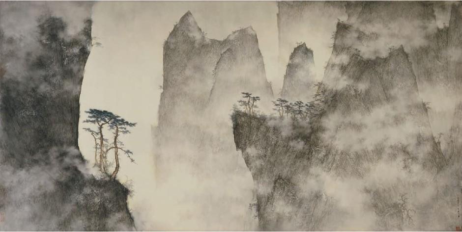 Cloud Mountains, 2007