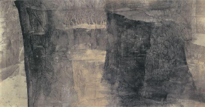Li Huayi, Plateaus in Light and Dark, 1994