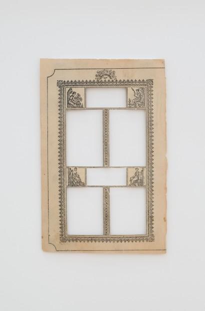 Ala Ebtekar, Untitled (Manuscript 11), 2013