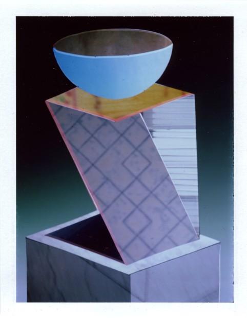 Corey Escoto, It's a Sculpture #2 (Basket, Bol, Cuenco, Conn Smythe), 2014