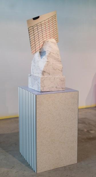 Corey Escoto Soft Rocks, Cut Muenster, 2014