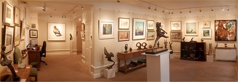 About the Wykeham Gallery