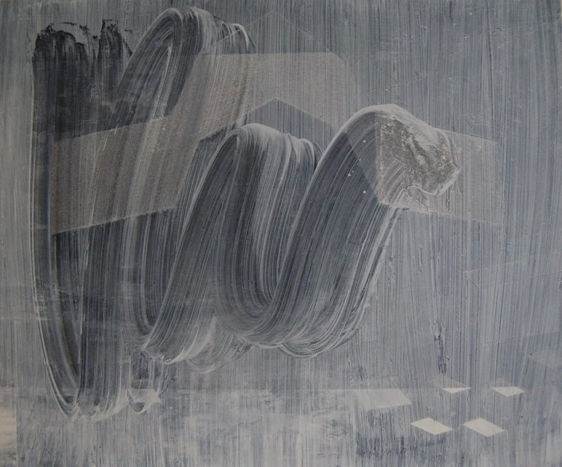 "<div class=""artist""><strong>Nicholas McLeod</strong></div> <div class=""title""><em>Study Of The Farm (Version 1)</em>, 2011</div> <div class=""medium"">Acrylic and oil on board</div> <div class=""dimensions"">30 x 36 cm<br />11 3/4 x 14 1/8 in</div>"