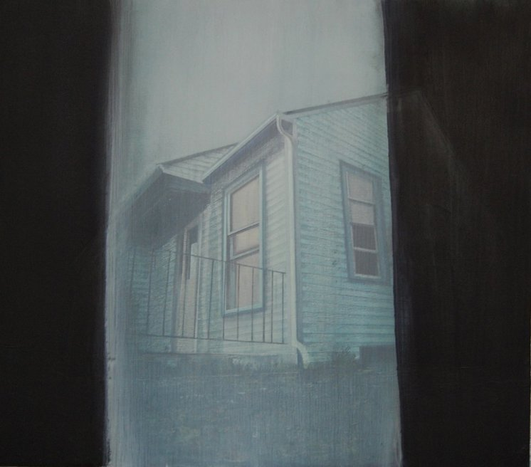"""<div class=""""artist""""><strong>Nicholas McLeod</strong></div> <div class=""""title""""><em>The Last Weeks of January 1976</em>, 2011</div> <div class=""""medium"""">Acrylic and oil on board</div> <div class=""""dimensions"""">54 x 61 cm<br />21 1/4 x 24 1/8 in</div>"""