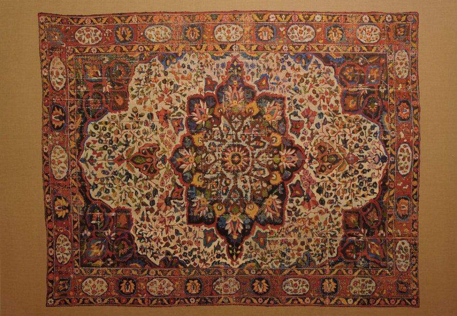 "<div class=""artist""><strong>Josefina Guilisasti</strong></div> <div class=""title""><em>Paradisus (Persian Carpet XIX)</em>, 2011</div> <div class=""medium"">Oil on canvas</div> <div class=""dimensions"">235 x 164 cm<br />92 1/2 x 64 5/8 in</div>"