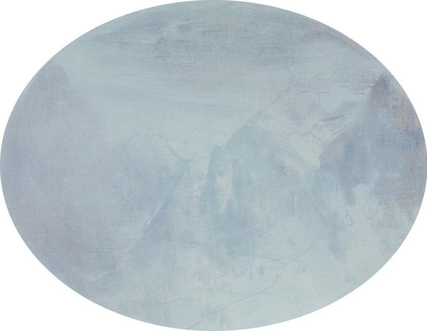 "<div class=""artist""><strong>Briony Anderson</strong></div> <div class=""title""><em>Background Study</em>, 2013</div> <div class=""medium"">Oil on canvas</div> <div class=""dimensions"">14 x 18 cm<br />5 1/2 x 7 1/8 in</div>"