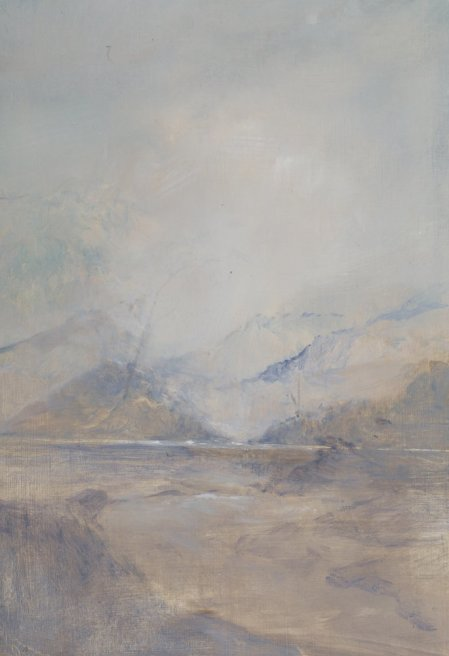 """<div class=""""artist""""><strong>Briony Anderson</strong></div> <div class=""""title""""><em>A Study for Followers (2)</em>, 2012</div> <div class=""""medium"""">Oil on paper</div> <div class=""""dimensions"""">21.5 x 15 cm<br />8 1/2 x 5 7/8 in</div>"""