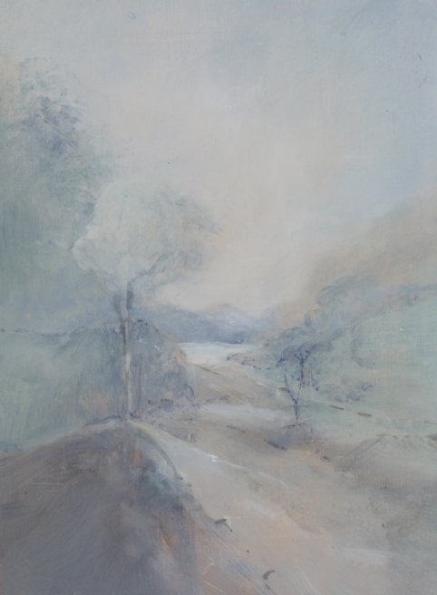 """<div class=""""artist""""><strong>Briony Anderson</strong></div> <div class=""""title""""><em>A Study for Followers (1)</em>, 2012</div> <div class=""""medium"""">Oil on paper</div> <div class=""""dimensions"""">21.5 x 16 cm<br />8 1/2 x 6 1/4 in</div>"""