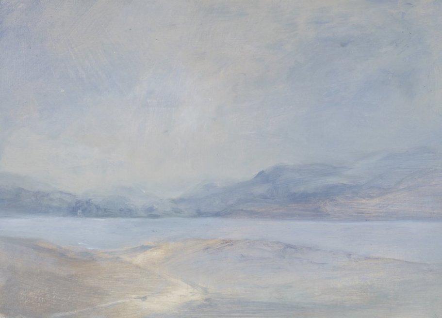 "<div class=""artist""><strong>Briony Anderson</strong></div> <div class=""title""><em>From An Outdoor Still Life</em>, 2012</div> <div class=""medium"">Oil on paper</div> <div class=""dimensions"">12.5 x 16.5 cm<br />4 7/8 x 6 1/2 in</div>"