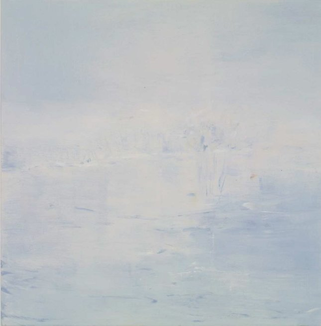 "<div class=""artist""><strong>Briony Anderson</strong></div> <div class=""title""><em>Variation of A Familiar Scene</em>, 2013</div> <div class=""medium"">Oil on canvas</div> <div class=""dimensions"">37 x 37 cm<br />14 5/8 x 14 5/8 in</div>"
