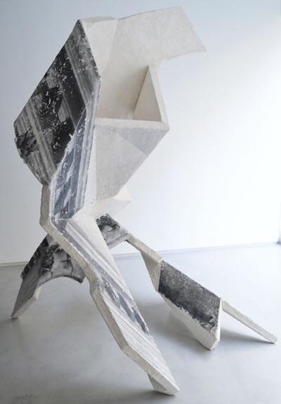 "<div class=""artist""><strong>Neil Ayling</strong></div> <div class=""title""><em>Corinthian</em>, 2013</div> <div class=""dimensions"">240 x 190 x 178 cm</div>"