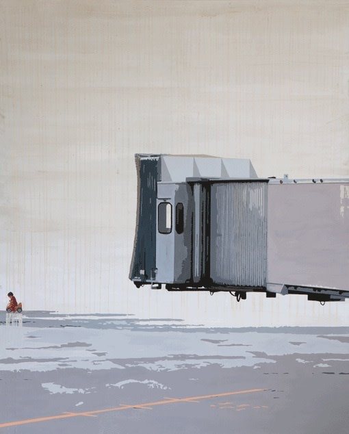 "<div class=""artist""><strong>Hani Zurob</strong></div> <div class=""title""><em>Flying Lesson #04</em>, 2010</div> <div class=""medium"">Acrylic and Pigments on Canvas</div> <div class=""dimensions"">200x160cm</div>"