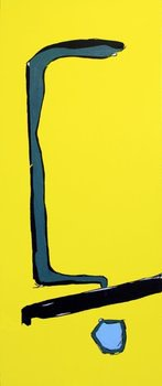 <p>William Bradley</p><p>As Easy As Pie, 2011</p><p>Oil on canvas</p><p>195 x 80</p>
