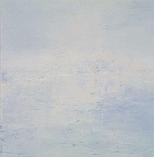 <p>Briony Anderson</p><p>Variation Of A Familiar Scene, 2013</p><p>Oil on canvas</p><p>37 x 37 cm</p><p></p>