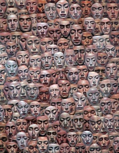 <p>Carl Randall</p><p>Tokyo Portrait 5</p><p>Oil on canvas</p><p>145 x 112</p>