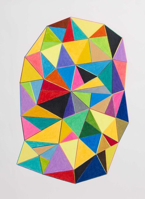 <p>Silvina Arismendi</p><p>The Drawing Season, 2014</p><p>Coloured pencil on paper</p><p>86 x 68 cm</p><p></p>