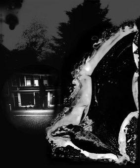 <p>Neil Ayling</p><p>Untitled, 2015</p><p>Jesmonite, plaster, image transfer</p><p>97 x 80 x 30</p>