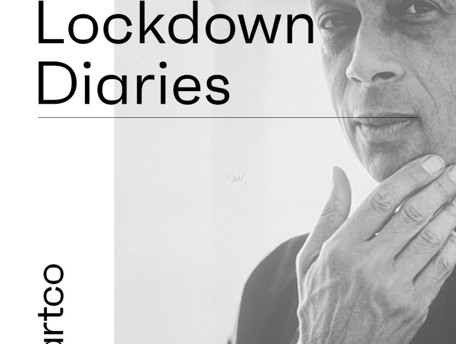 ARTCO Lockdown Diaries - Ransome Stanley