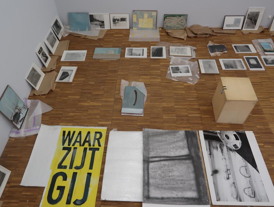 SMAK Director Philippe Van Cauteren on the solo exhibition 'Minstens anderhalf uur en terug' by Peter Morrens at De Warande, Turnhout