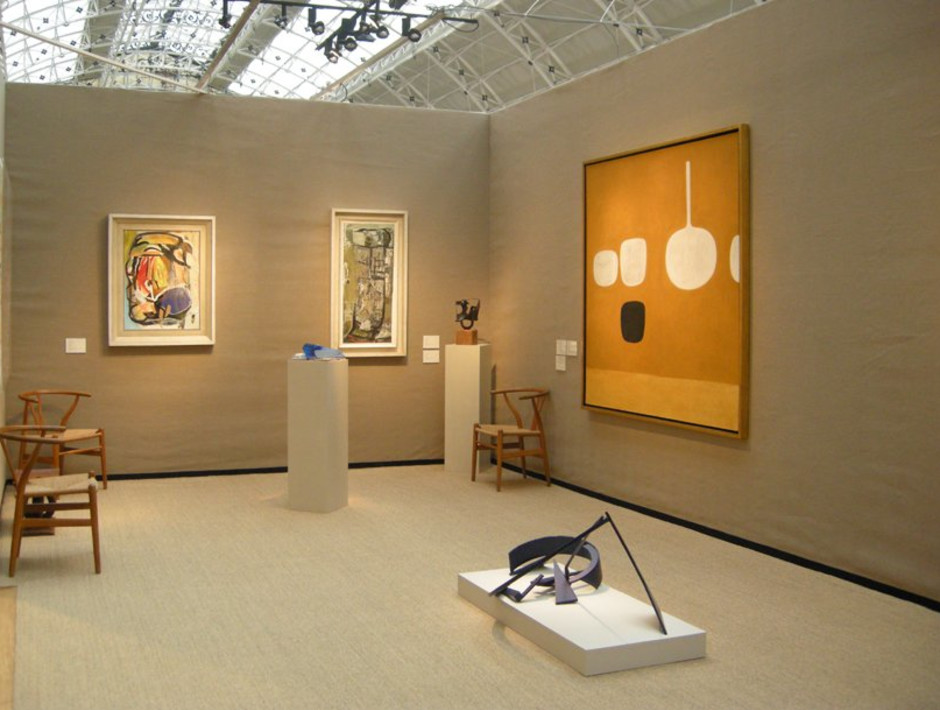 London Art Fair 2012