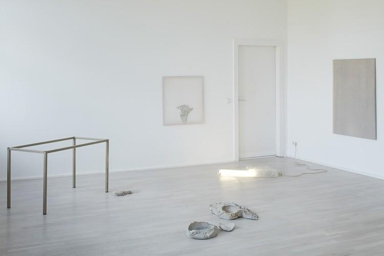 Lecture by Ian Kiaer at Kunstsaelen Berlin