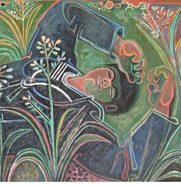 John Craxton: A World of Private Mystery at the Fitzwilliam Museum, Cambridge