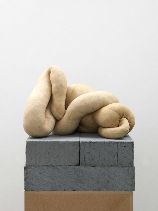 """<span class=""""artist""""><strong>Sarah Lucas</strong></span>, <span class=""""title""""><em>NUD 16</em>, 2009</span>"""