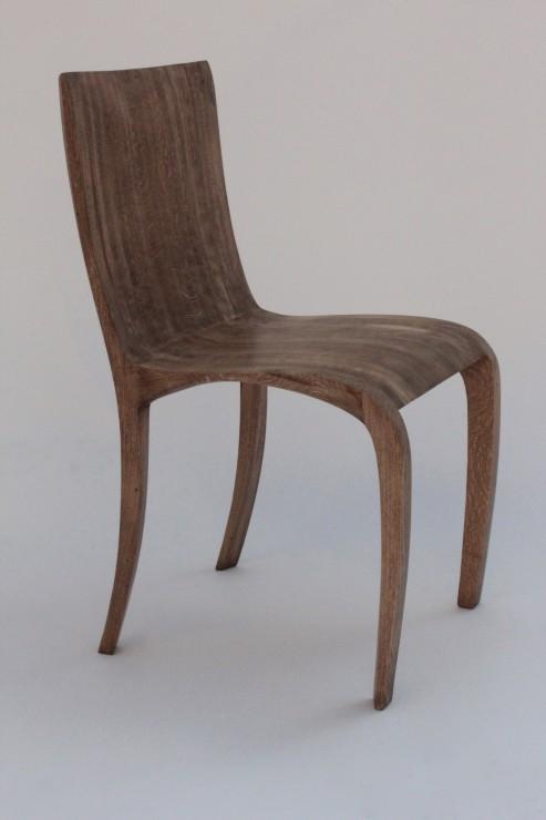 """<span class=""""artist""""><strong>Jonathan Field</strong></span>, <span class=""""title""""><em>Calliper chair</em>, 2014</span>"""