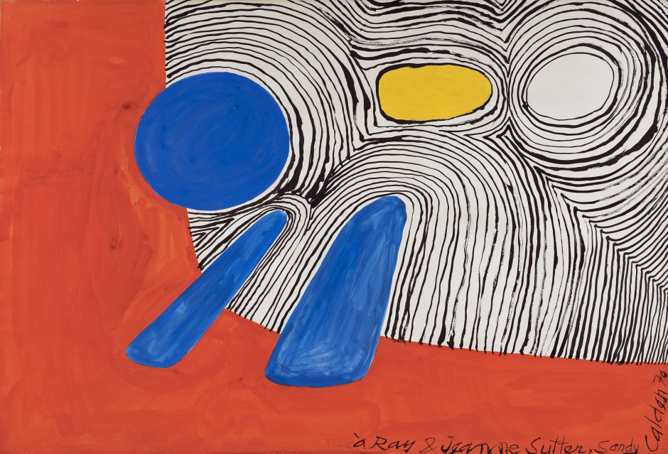 <span class=&#34;artist&#34;><strong>Alexander Calder</strong></span>, <span class=&#34;title&#34;><em>Sans titre</em>, 1970</span>