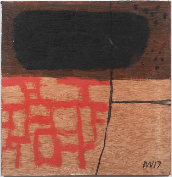 <span class=&#34;artist&#34;><strong>Michael Vaughan</strong></span>, <span class=&#34;title&#34;><em>The Ponderous Earth</em>, 2017</span>