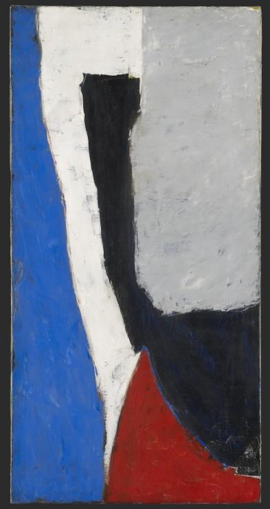 "<span class=""artist""><strong>Roger Hilton</strong></span>, <span class=""title""><em>September</em>, 1953</span>"