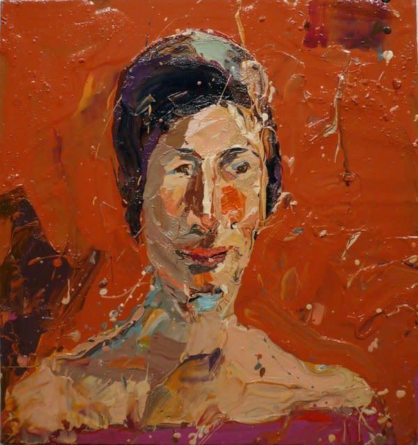 "<span class=""artist""><strong>Paul Richards</strong></span>, <span class=""title""><em>Stephanie</em>, 2008</span>"