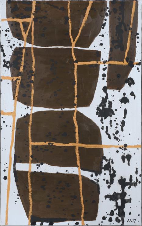 <span class=&#34;artist&#34;><strong>Michael Vaughan</strong></span>, <span class=&#34;title&#34;><em>Flock Thick Around</em>, 2017</span>