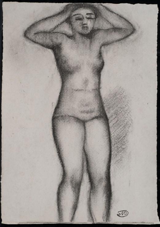 "<span class=""artist""><strong>Aristide Maillol</strong></span>, <span class=""title""><em>Femme debout</em></span>"