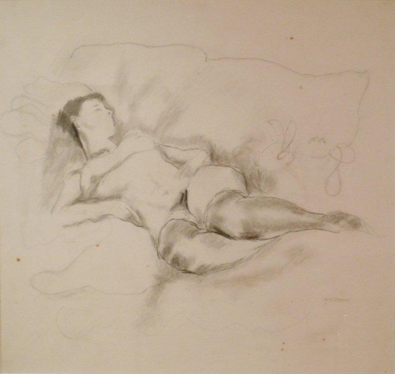 "<span class=""artist""><strong>Jules Pascin</strong></span>, <span class=""title""><em>Les Bas Noirs</em>, 1928</span>"