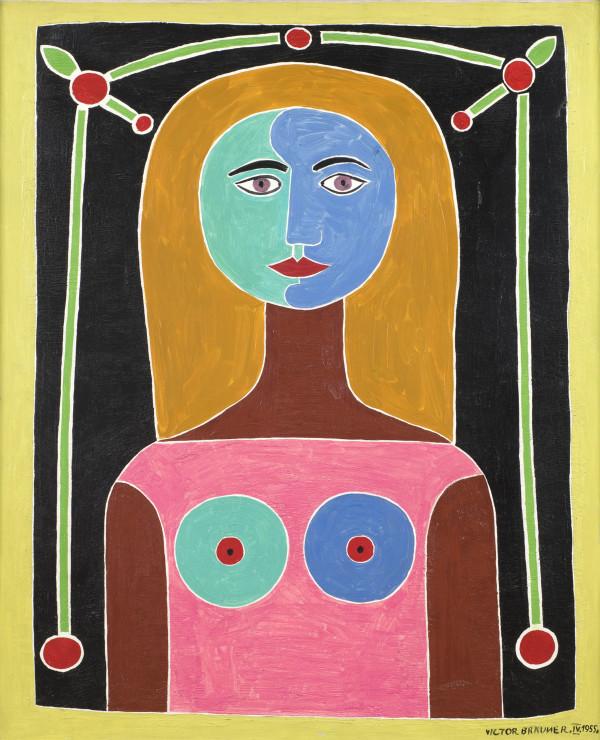 "<span class=""artist""><strong>Victor Brauner</strong></span>, <span class=""title""><em>La Venus Dema</em>, 1955</span>"