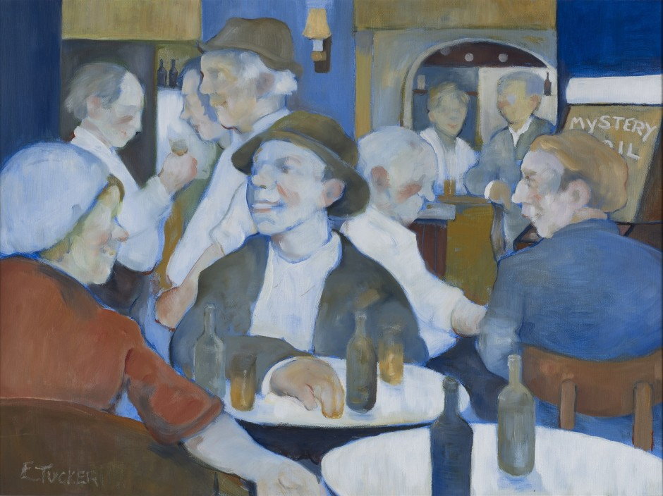 "<span class=""artist""><strong>Eric Tucker</strong></span>, <span class=""title""><em>Mystery</em></span>"