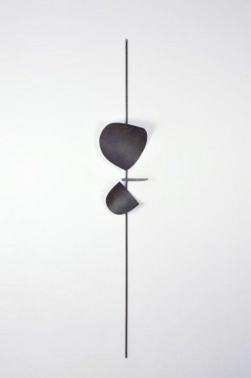 "<span class=""artist""><strong>Robert Adams</strong></span>, <span class=""title""><em>Curved Forms, Opus 113</em>, 1960</span>"