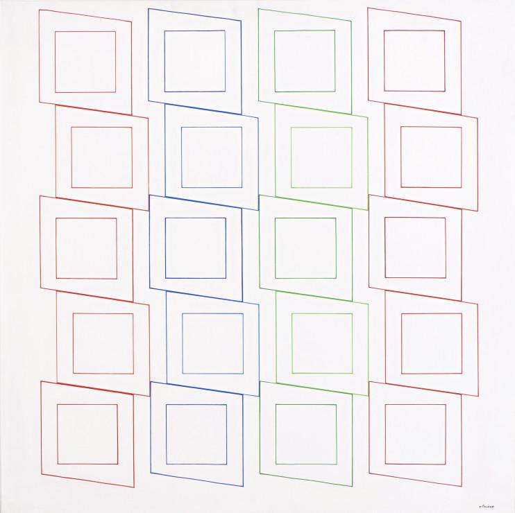 "<span class=""artist""><strong>Geneviève Claisse</strong></span>, <span class=""title""><em>Photons</em>, 1975</span>"