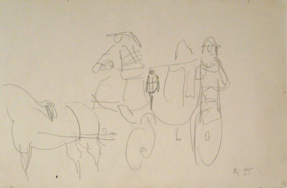 <span class=&#34;artist&#34;><strong>Raoul Dufy</strong></span>, <span class=&#34;title&#34;><em>La Cal&#232;che</em>, 1926</span>