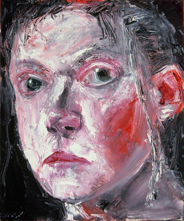 <span class=&#34;artist&#34;><strong>Shani Rhys James</strong></span>, <span class=&#34;title&#34;><em>Head I 08</em>, 2008</span>