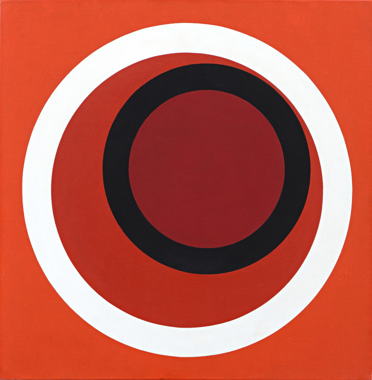 "<span class=""artist""><strong>Geneviève Claisse</strong></span>, <span class=""title""><em>Ho</em>, 1973</span>"