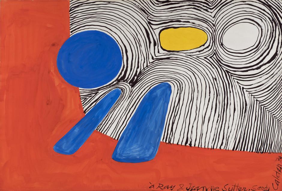 """<span class=""""artist""""><strong>Alexander Calder</strong></span>, <span class=""""title""""><em>Sans titre</em>, 1970</span>"""