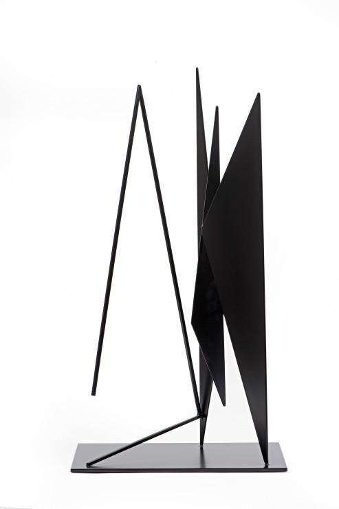 <span class=&#34;artist&#34;><strong>Genevi&#232;ve Claisse</strong></span>, <span class=&#34;title&#34;><em>Triangles</em>, 1966</span>