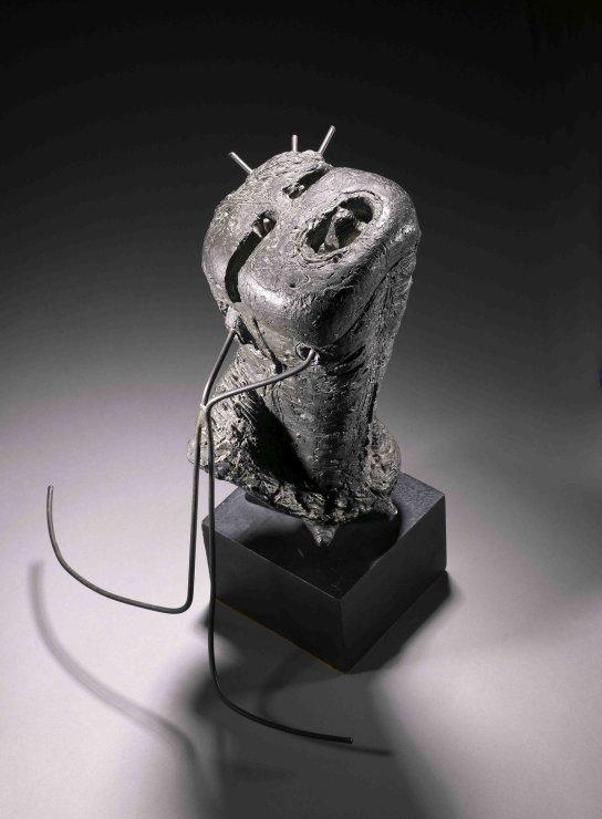 """<span class=""""artist""""><strong>Reg Butler</strong></span>, <span class=""""title""""><em>Circe Head</em>, 1953</span>"""