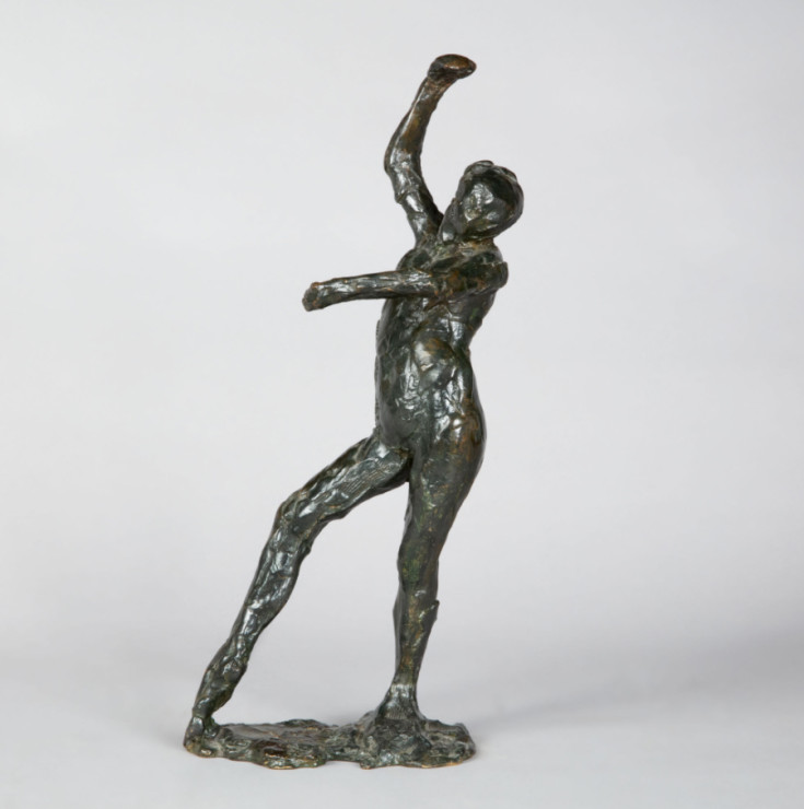 "<span class=""artist""><strong>Edgar Degas</strong></span>, <span class=""title""><em>Danse Espagnole</em>, c.1885</span>"