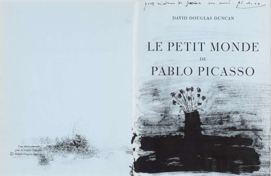 """<span class=""""artist""""><strong>Pablo Picasso</strong></span>, <span class=""""title""""><em>Bouquet de Fleurs</em></span>"""