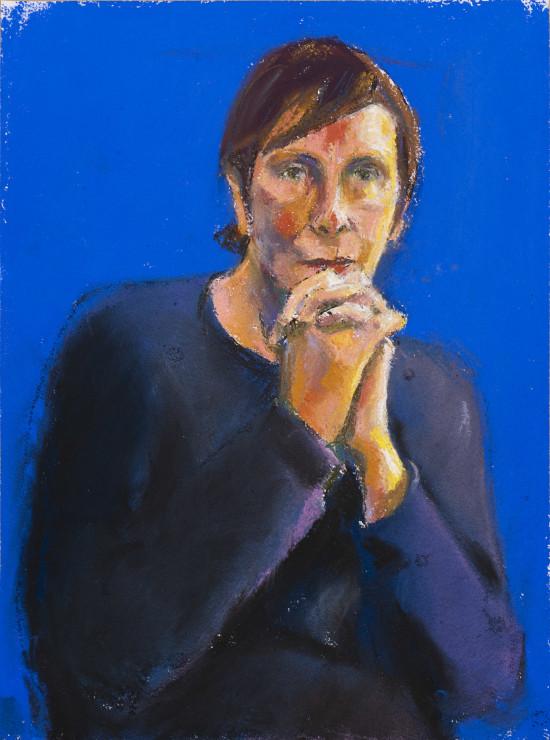 "<span class=""artist""><strong>Paul Richards</strong></span>, <span class=""title""><em>Philippa</em>, 2019</span>"
